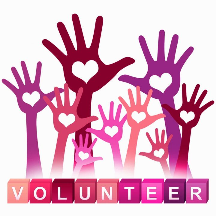 Γίνε εθελοντής